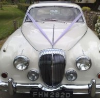 Evesham Classic Wedding Car Hire