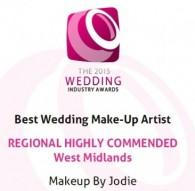 Makeup by Jodie