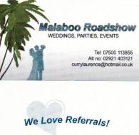 Malaboo Roadshow