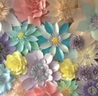 PFW Paper Flower Wedding