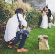 Wedding Photographer Cornwall - Andrew George