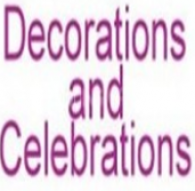 Decorations and Celebrations