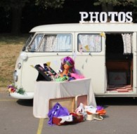 Pixwagen Camper Photobooth