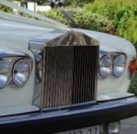 Bojangles wedding Car Hire