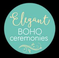 Elegant Boho Ceremonies