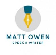 Matt Owen Speech Writer