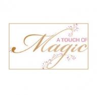 A Touch of Magic Wedding Makeup
