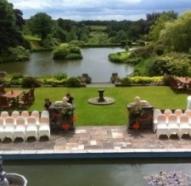 Consall Hall Gardens